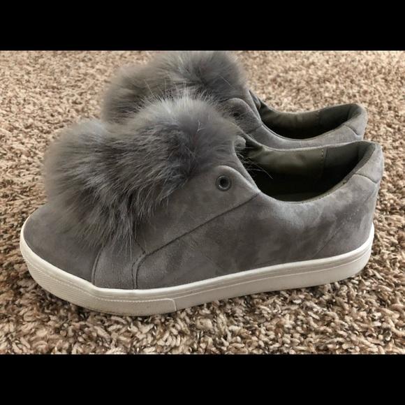 Sam Edelman Shoes - Women's Sam Edelman grey sneakers